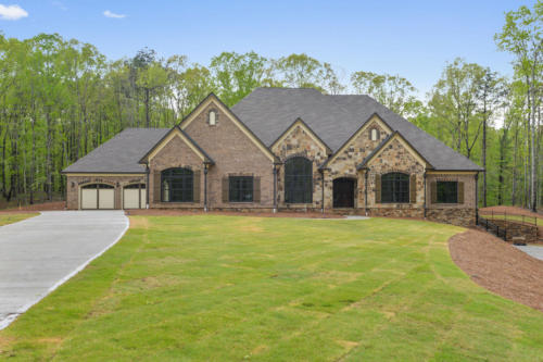 High-end Custom New Homes | New Homes Cobb County, GA